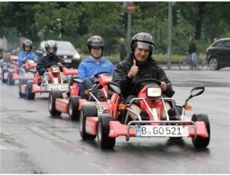 kart fahren mit cityguide in hamburg - Hamburg Kart