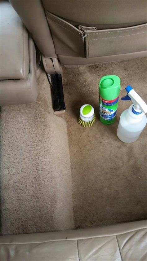 i love you scrubbing bubbles best way to clean carpet