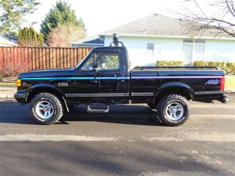 vintage edition 1987 1996 ford f150 f250 f350 super duty pick ups bronco chiltons manual 1991 ford f150 nite edition 4x4 all original 1992 1990 1989 1888 1987 1993 1994