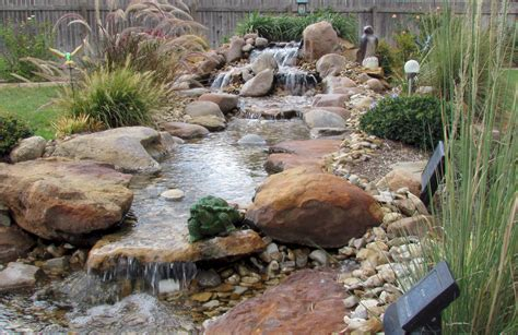 How To Build A Small Backyard Waterfall Pondless Amp Pond Pricing The Pond Doctor