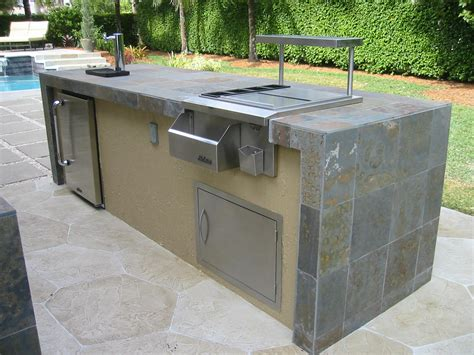 How To Build A Outdoor Kitchen Island Yet Stylish Outdoor Kitchen Island Silo