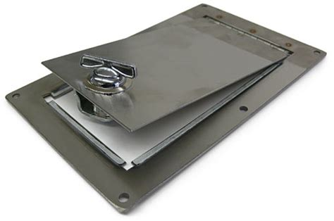 Gas Tank Door by Fuel Tank And Master Cylinder Access Door Stainless Steel