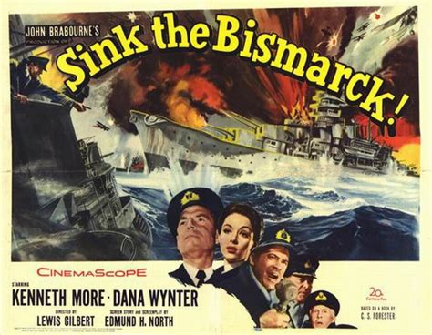 Sink The Bismarc by War 1960 1969 100 Years Of Posters 53