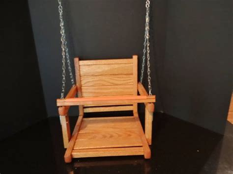 vintage baby swing vintage 1950 s baby swing wooden porch or tree swing