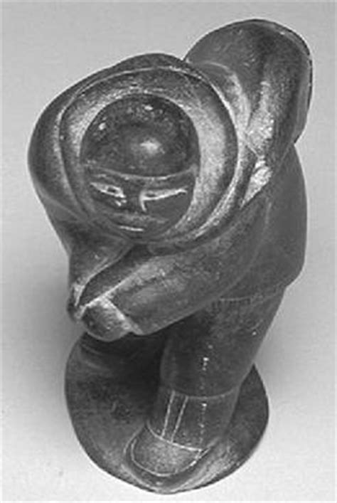 inuit soapstone carvings value carving inuit soapstone signed numbered