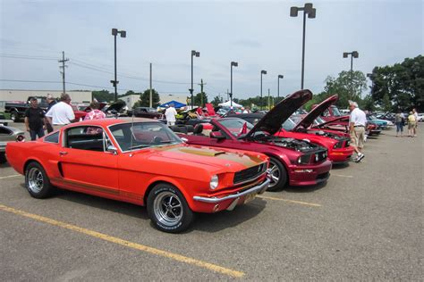 Hines Park Ford by Mustang Owners Club Of Southeastern Michigan