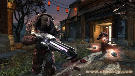 unreal tournament  review  xbox