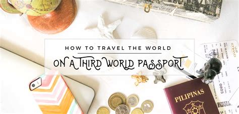 how to travel the world on 10 a day books how to travel the world on a third world passport i am