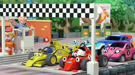 roary racing car factory