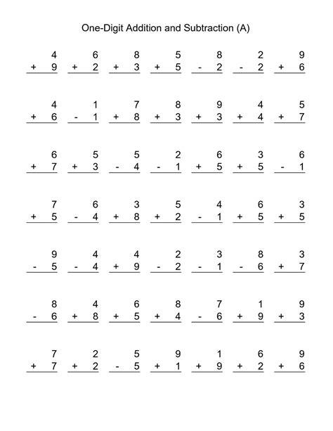 printable basic multiplication worksheets free printable basic math worksheets activity shelter