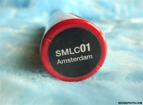 nyx soft matte lip in amsterdam nyx soft matte lip in the shade amsterdam review