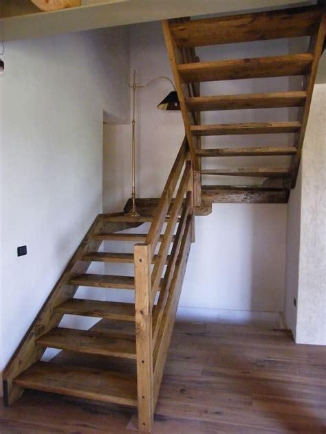 scale di legno per interni prezzi produzione scale per interni in legno ferro acciaio inox e