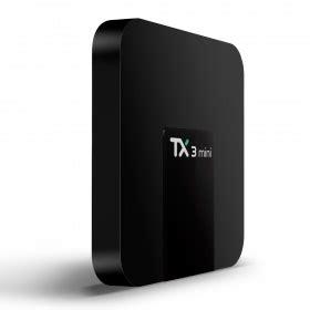 Tanix Tx3 New Ram 2g 16g Cpu S905w Os Nogaut 7 1 2 Miracast Wifi Lan tanix tx3 mini powered by amlogic s905w android 7 1 tanix tv box