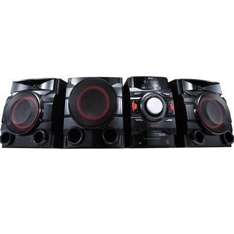 Shelf Audio System by Lg Cm4550 700w Mini Shelf Speaker System Cm4550 B H Photo