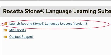 rosetta stone my account rosetta stone camden county library system