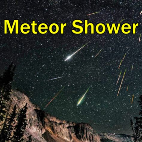 Meteor Shower App by Meteor Shower Appstore For Android