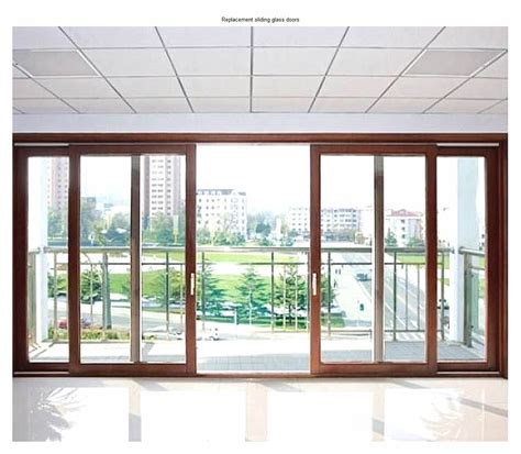 27 Replacement Sliding Glass Doors Ideas Home And House Replace Sliding Patio Door