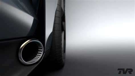 Tvr Relaunch Tvr To Relaunch With A New Supercar At Goodwood Revival