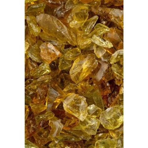 Fireplace Glass Rocks Home Depot by Firecrystals 30 Lbs Glass Value Pak 10015