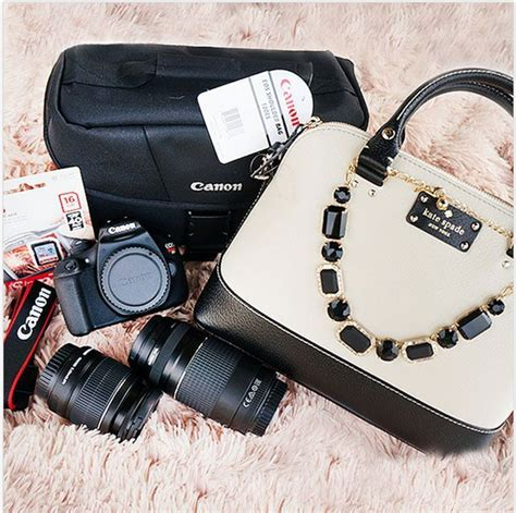 Canon Giveaway - canon rebel giveaway all that glitters