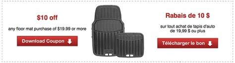Canadian Tire Rubber Floor Mats by Canadian Tire Rubbermaid Or Rubber Two Tone Car Floor Mats