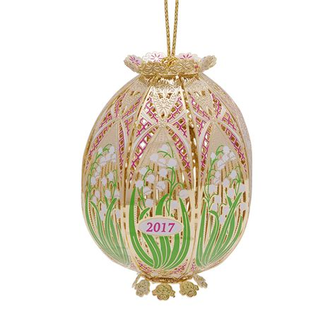 trellis egg ornament 2017 chemart ornaments solid