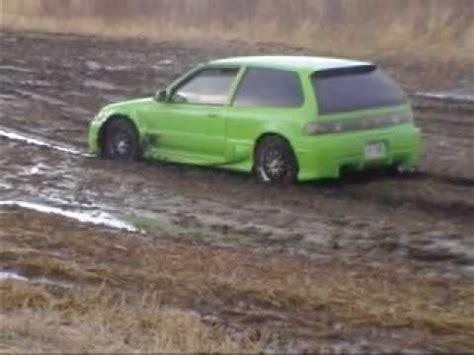 mudding cars mudding with lukes car