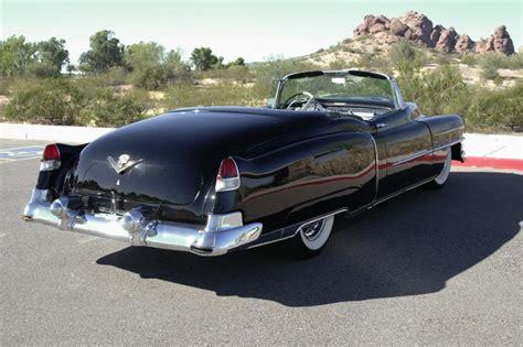 1953 Cadillac Convertible by 1953 Cadillac Eldorado Convertible 23915