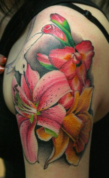 color realism tattoo junkies studio tattoos tim mcevoy