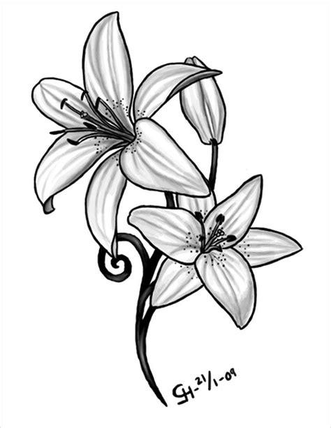 small lily tattoo designs 51 small tattoos ideas
