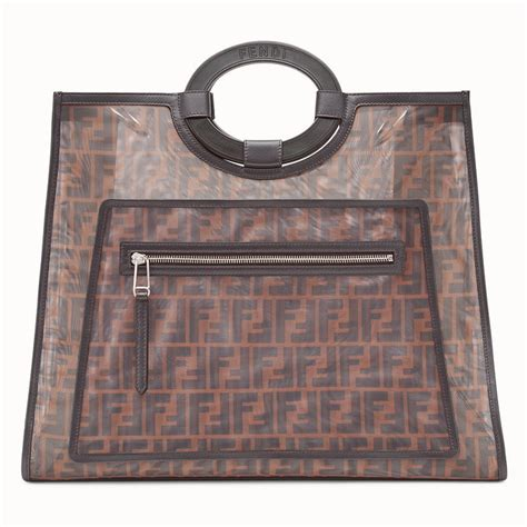 Fendi Shopper fendi summer 2018 bag collection with the new