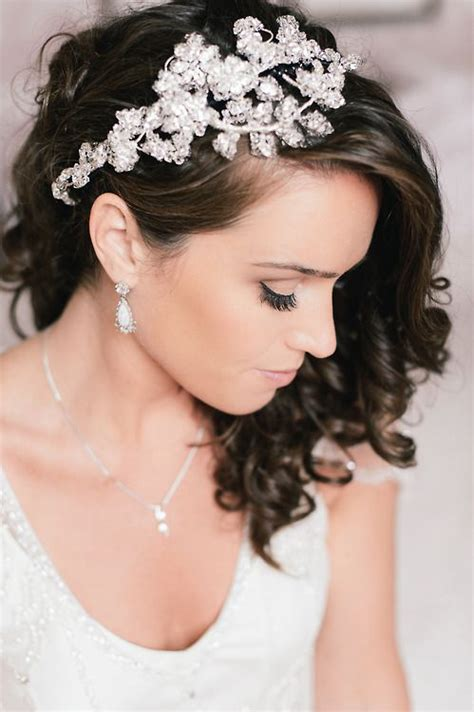 92 best images about bridal tiara headband on