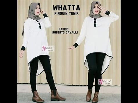 Supplier Baju Pinguin Hq atasan baju whatta penguin tunik 08815404293