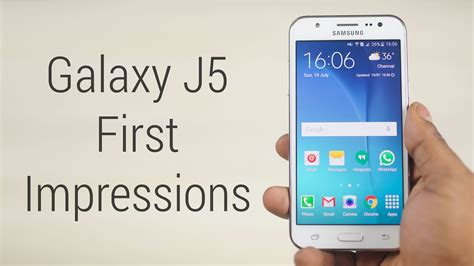 Harga Samsung J5 Unboxing 窶ォ 5 unboxing samsung galaxy j5