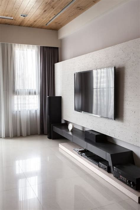 modern tv wall best 25 modern tv wall ideas on