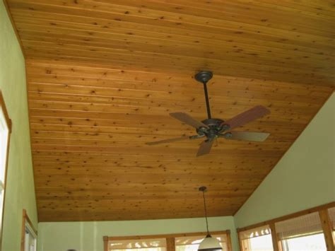 Tongue And Groove Cedar Ceiling by Cedar Tongue And Groove Paneling Ceiling Home Design