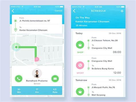 app layout map m 225 s de 25 ideas incre 237 bles sobre uber taxi app en
