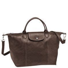 1000 images about longch le pliage cuir on longch leather handbags and medium
