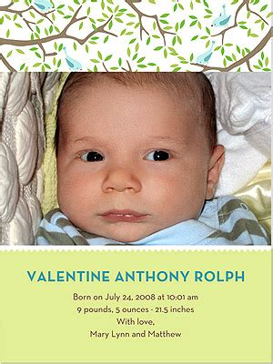 anthony rolph rajskub s s birth announcement