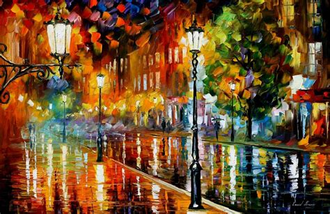 paint nite discount canada of illusions palette knife painting on canvas