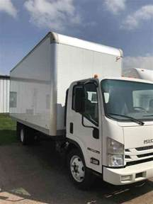 Isuzu Box Truck Mpg Isuzu Npr Hd 2016 Box Trucks
