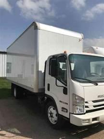 Isuzu Npr Gas Mileage Isuzu Npr Hd 2016 Box Trucks