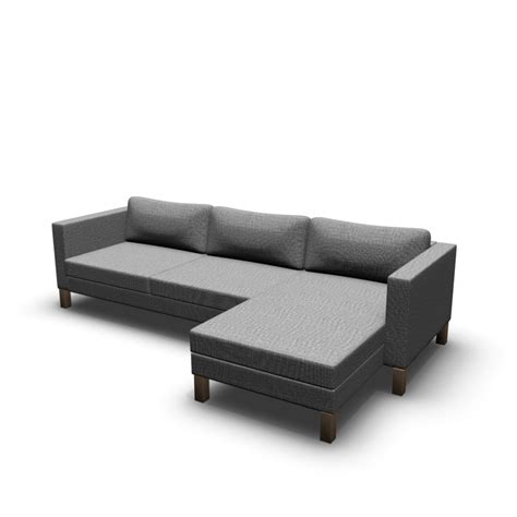 ikea karlstad sofa dimensions karlstad loveseat and chaise dimensions crafts