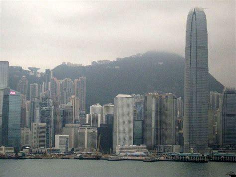 Kong Shed by Pin Hong Kong Skyscraper Metropolis Wallpaper 2560x1440 On