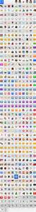 apple color emoji the apple color emoji font 30 typefaces their look