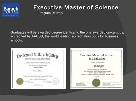 Mba In Baruch Cost by Aventis Baruch