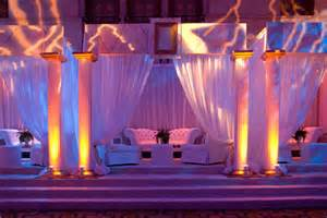 Movie Theatre Decor Greek Columns And Faux Marble Decked The Party With Big