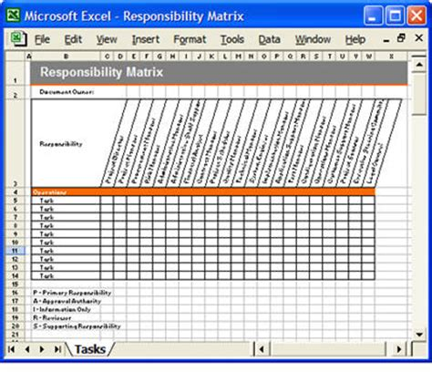 documentation plan templates ms word excel