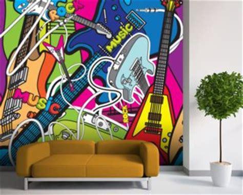 Wall Murals Music music wallpaper amp wall murals wallsauce