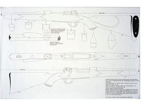 rifle stock template rifle stock templates lavanc org